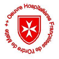 Œuvres Hospitalières Françaises de l'Ordre de Malte logo