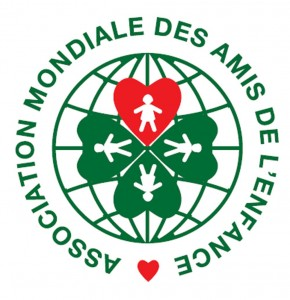 Association Mondiale des Amis de l'Enfance logo