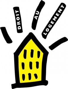 Droit au Logement Logo
