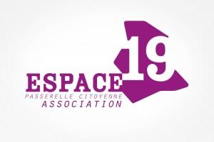 Espace 19 logo